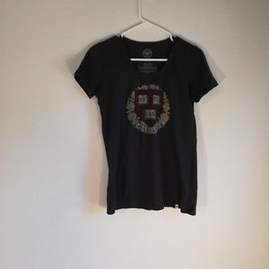 Harvard Veritas women's t shirt